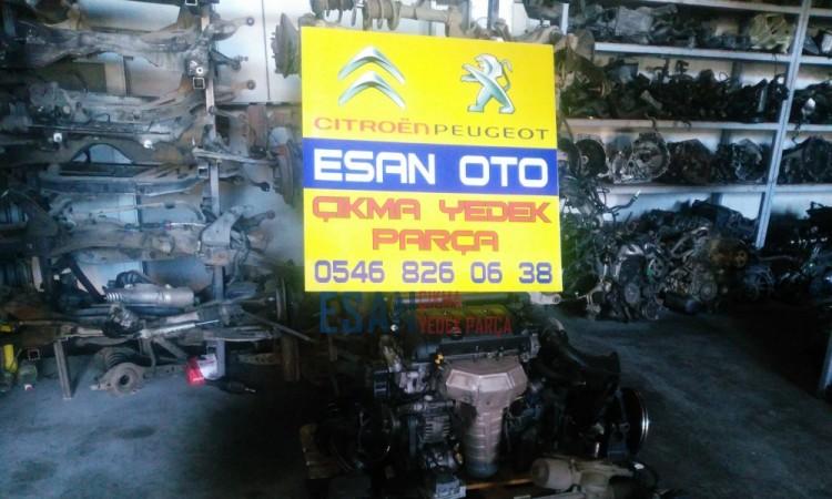 Çıkma-Motor-Citroen-Peugeot-ESAN-OTO