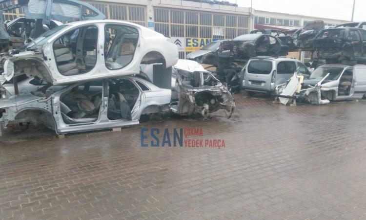 Peugeot Citroen Çıkma Parça