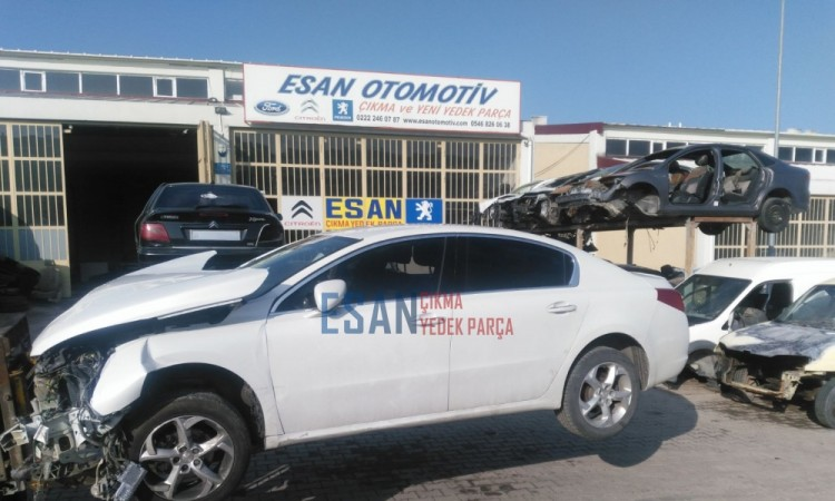 Pejo-Çıkmacı-Eskişehir-Esan-oto