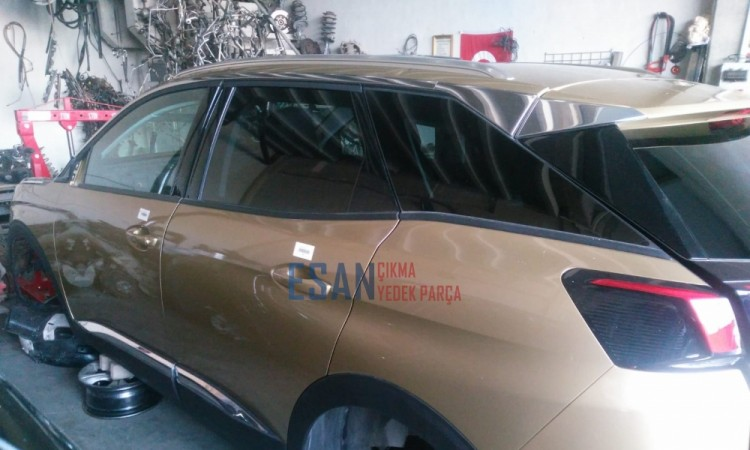 Peugeot 3008 Çıkma Yedek Parça