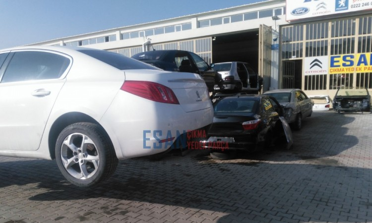 Peugeot 508 Çıkma Parçaları ESAN OTO