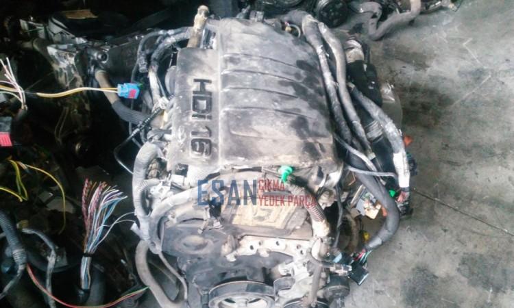 Peugeot Citroen çıkma 1.6 Hdi Motor